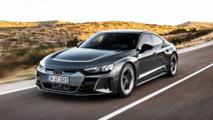 Découvrez la nouvelle RS e-tron GT d'Audi