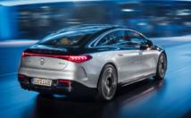 Découvrez la nouvelle Mercedes EQS, la limousine 100 % électrique