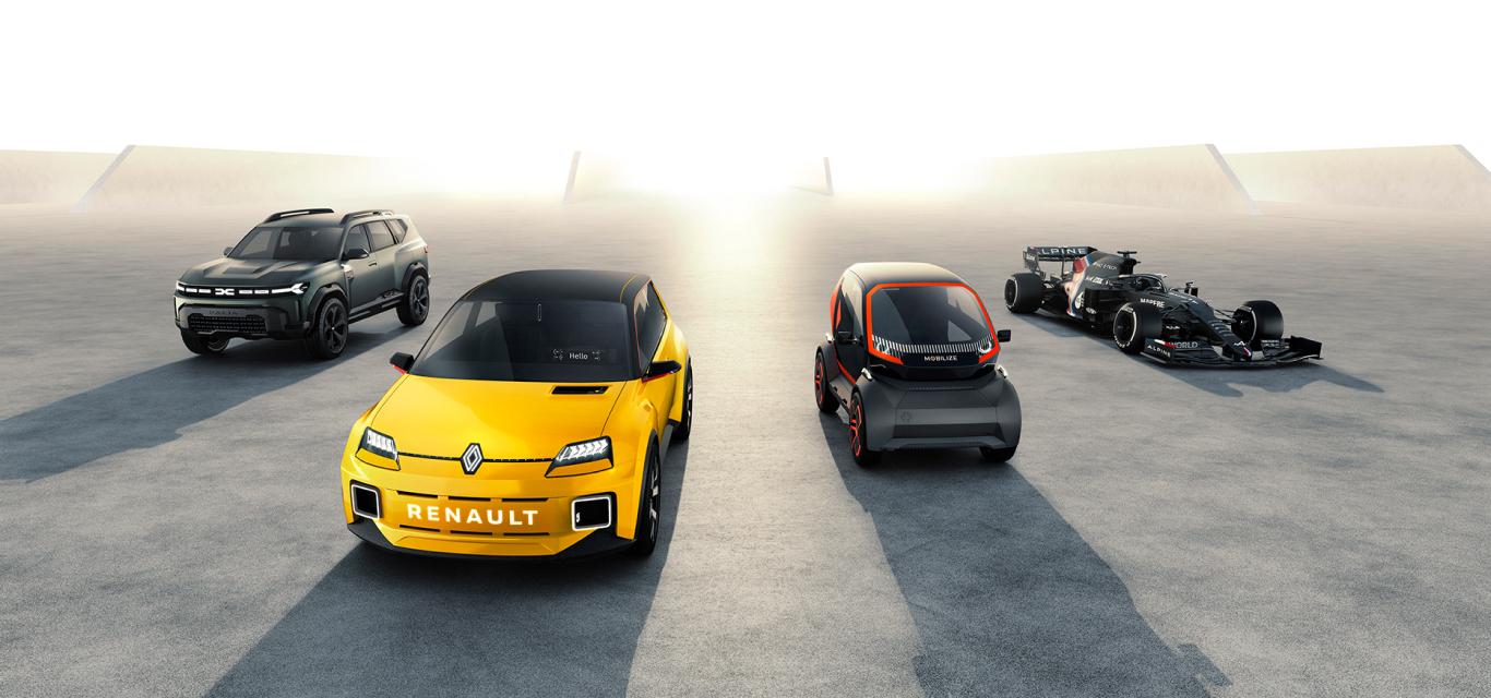 Le groupe Renault en difficulté