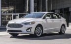 Découvrez la nouvelle Ford Fusion 2021