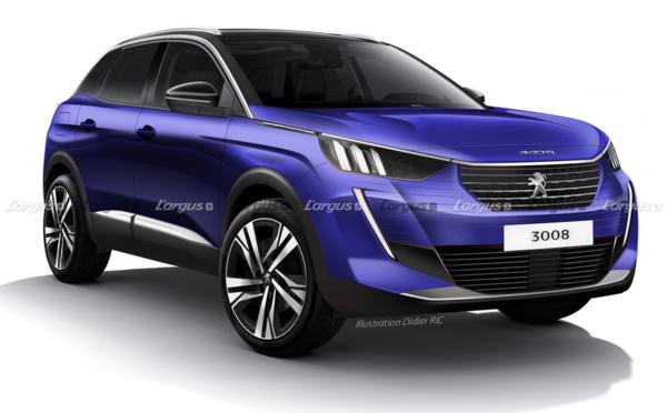 Découvrez le tout nouveau Peugeot 3008