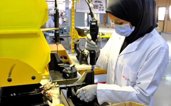 L'inauguration de l'extension de l'usine NP Morocco a Mohammedia