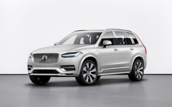 Volvo cars propose le plug-in hybride au prix du diesel