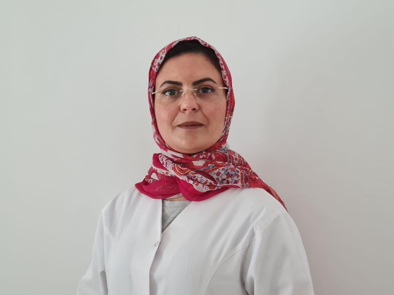 Pr Fatma Zahra SOUILMI