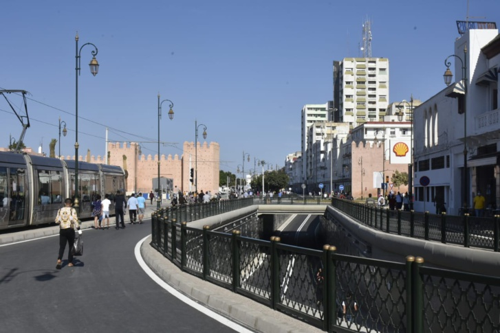 Rabat : le nouveau visage de la place Bab El Had