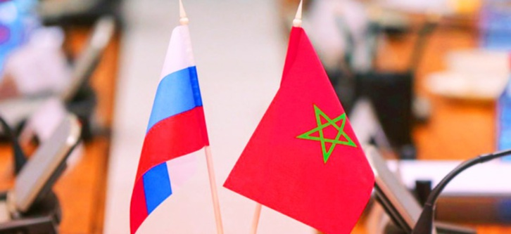 Rabat et Moscou engagés à approfondir le dialogue politique