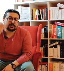 Entretien : El Mehdi El Kourti s'exprime sur le soutien au livre