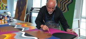 Un livre d'art est publié par la CDG en hommage à Mohamed Melehi