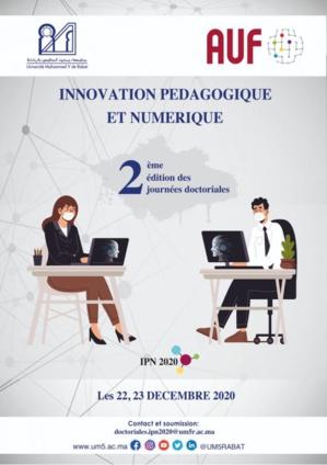 La 2ème édition des journées d'Innovation Pédagogique et Numérique