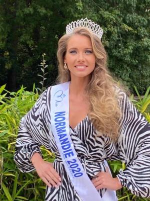 Covid ou pas Covid Miss Normandie a été élue Miss France 2021