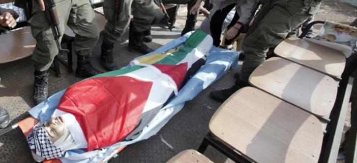 Israël confisque les corps des Palestiniens tués