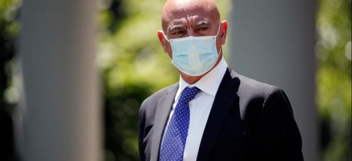 Moncef Slaoui annonce l'arrivée d'un vaccin anti-covid-19 avant 2021