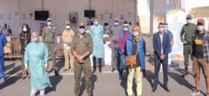 CASABLANCA : UN ESPACE POUR LES JEUNES ATTEINTS DE LA COVID-19
