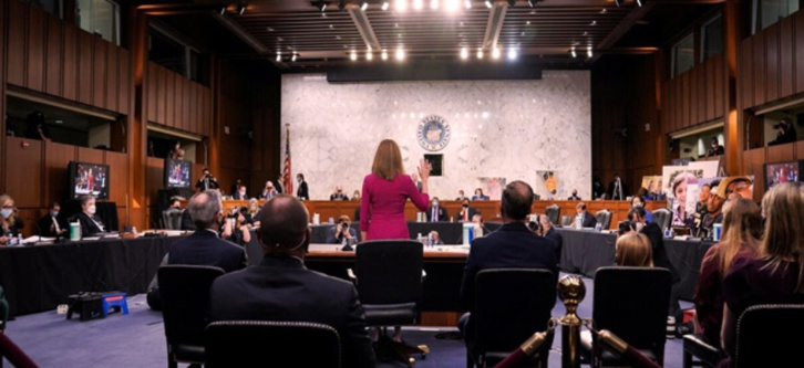 Nomination à la Cour suprême : dialogue de sourd au Senat