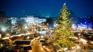 Un bal masqué pour Noël dans une Europe reconfinée