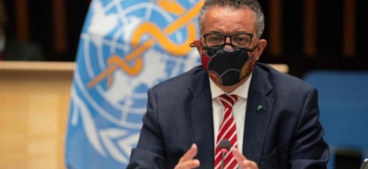 L'OMS appelle les pays à redoubler d'efforts face à la Covid-19