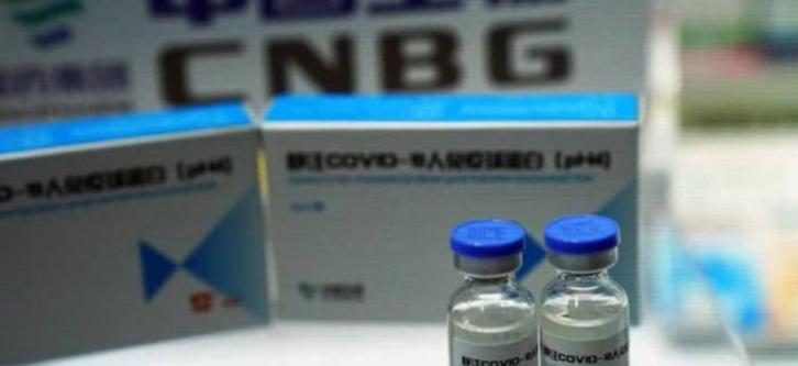 Près d'1 million de personnes ont déjà bénéficié des deux vaccins de Sinopharm
