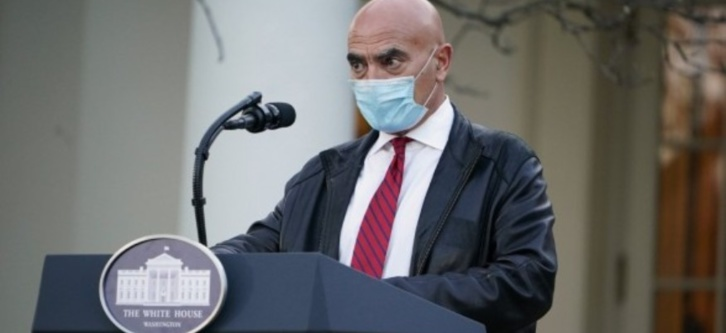 Moncef Slaoui : Les vaccinations dès décembre aux Etats-Unis