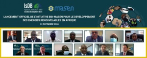 Lancement officiel de l'initiative BID-Masen