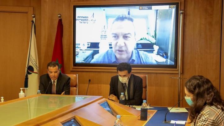 Les patronats marocain et israélien veulent dynamiser la coopération économique