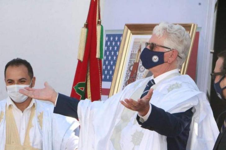 La visite d'une délégation US au Sahara marocain, un acte diplomatique d'une grande force juridique et politique