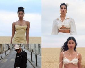 Des talents marocains dans la dernière campagne de Jacquemus