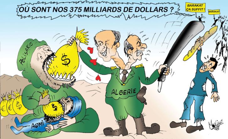 Trop cher ce Polisario !