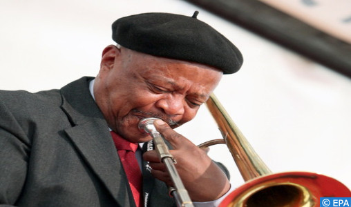 L'icône de jazz sud-africain Jonas Gwangwa n'est plus