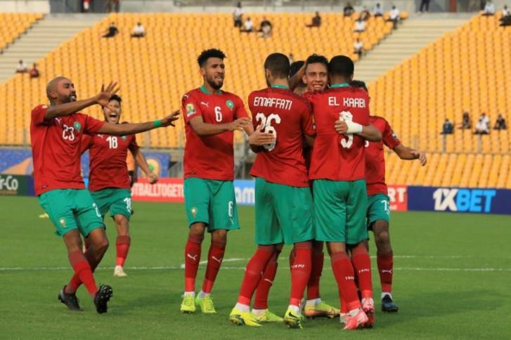 CHAN-2021 : le Maroc se qualifie pour les demi-finales