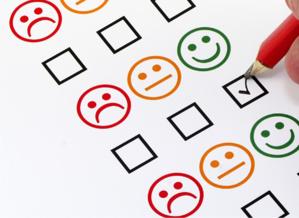 La politique en sondage : Etes-vous très, moyennement ou pas du tout satisfait ?