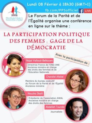 La participation politique des femmes : gage de la démocratie