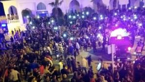 Sit-in à Fnideq pour dénoncer l'absence d'alternatives à la contrebande