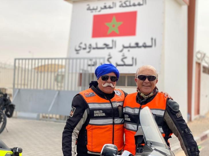 Trip Rabat-Guerguaret 2021