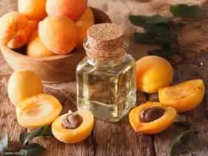 Huile d'abricot, idéale pour une bonne mine