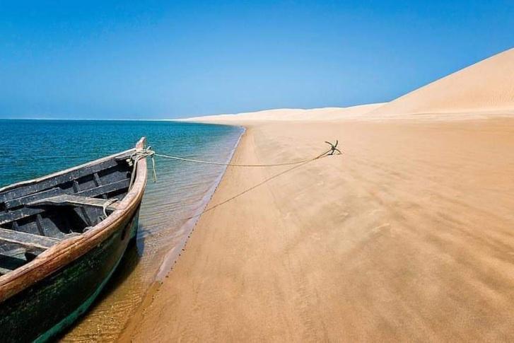 Lagune de Naïla