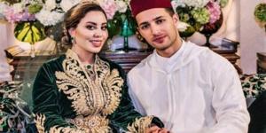 Mariage de Lalla Nouhaila avec Ali El Hajji