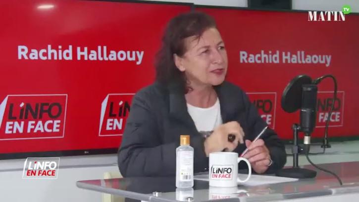 Bouchra Boulouiz, écrivaine et essayiste, invitée de Rachid Hallaouy.
