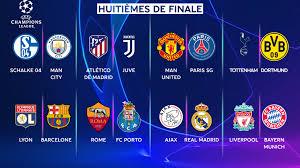 Huitièmes de finale aller de la Champions League d'Europe :  Des affiches alléchantes