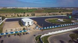 Nouvelle station solaire de Nestlé à El Jadida