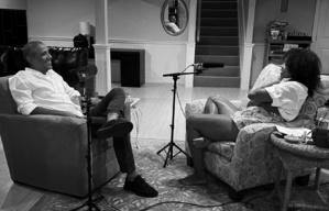 Les podcasts, nouvelle passion des stars confinées