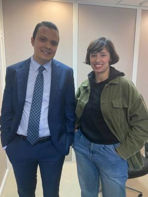"""Zainab Fasiki, invitée de l'émission """"Entre nous, on se dit tout"""""""