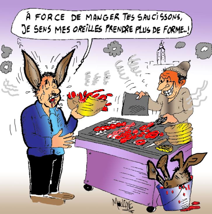Consommateur marocain : Une bonne intoxication pour 10 DH