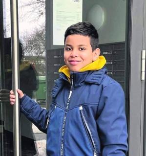 Allemagne : Un marocain de 12 ans récompensé pour son héroïsme