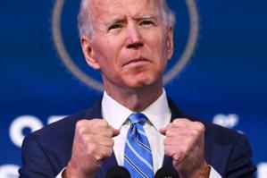 """Joe Biden : """"L'Amérique est de retour"""""""