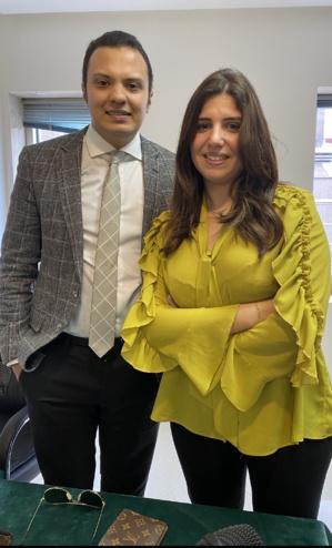 """Hiba Zizi, invitée de l'émission """"Entre nous, on se dit tout"""""""