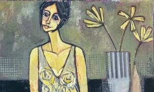 """Living 4 Art : """"Femme enchantée"""", première exposition individuelle de Mohamed Essoulimani"""