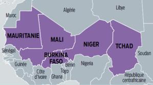 G5 Sahel : Les cinq pays membres appellent à une restructuration profonde de leur dette