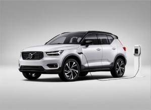 Volvo Cars se lance dans la fabrication de voitures 100 % électriques