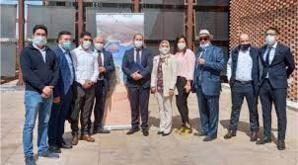 La participation du Maroc au Solar Decathlon Middle East à Dubai