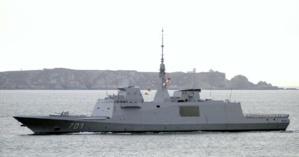 La frégate Mohammed VI, navire amiral de la Marine Royale